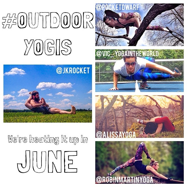 #outdooryogis